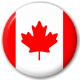 Canada Country Flag 25mm Pin Button Badge